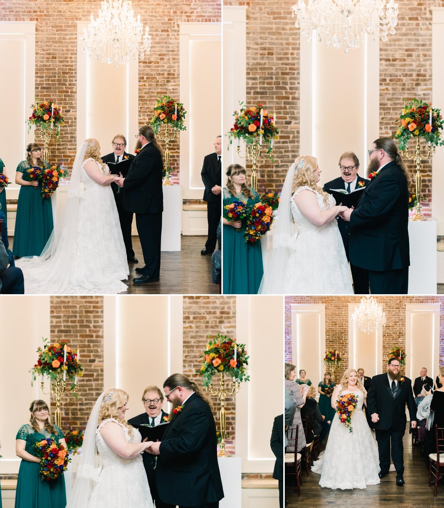 Ashley Ryan Wedding At The Grand Hotel Ballroom In Mckinney Tx Anna Smith Photography